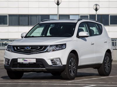 Geely Emgrand X7 Luxury